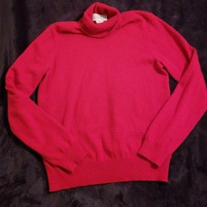 SAKS 5TH AVE 100% Cashmere Sweater